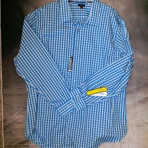 Apt. 9 NWT Modern Fit Men Long Sleeve Dres…